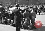 Image of funeral procession of John Mitchel New York City USA, 1918, second 54 stock footage video 65675061484