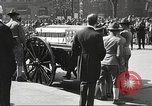 Image of funeral procession of John Mitchel New York City USA, 1918, second 58 stock footage video 65675061484