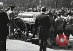 Image of funeral procession of John Mitchel New York City USA, 1918, second 59 stock footage video 65675061484