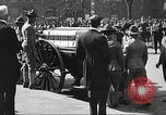 Image of funeral procession of John Mitchel New York City USA, 1918, second 60 stock footage video 65675061484