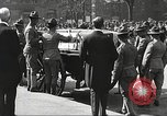 Image of funeral procession of John Mitchel New York City USA, 1918, second 62 stock footage video 65675061484