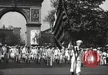 Image of John Mitchel's funeral procession New York City USA, 1918, second 21 stock footage video 65675061485