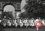 Image of John Mitchel's funeral procession New York City USA, 1918, second 25 stock footage video 65675061485
