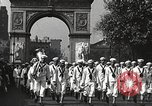 Image of John Mitchel's funeral procession New York City USA, 1918, second 27 stock footage video 65675061485