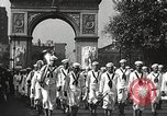 Image of John Mitchel's funeral procession New York City USA, 1918, second 28 stock footage video 65675061485