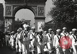 Image of John Mitchel's funeral procession New York City USA, 1918, second 29 stock footage video 65675061485