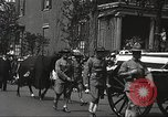 Image of John Mitchel's funeral procession New York City USA, 1918, second 46 stock footage video 65675061485