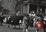 Image of John Mitchel's funeral procession New York City USA, 1918, second 47 stock footage video 65675061485