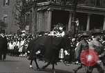 Image of John Mitchel's funeral procession New York City USA, 1918, second 48 stock footage video 65675061485