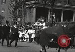 Image of John Mitchel's funeral procession New York City USA, 1918, second 49 stock footage video 65675061485