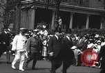 Image of John Mitchel's funeral procession New York City USA, 1918, second 53 stock footage video 65675061485
