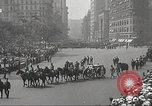 Image of John Mitchel's funeral procession New York City USA, 1918, second 56 stock footage video 65675061485