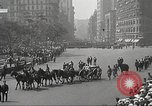 Image of John Mitchel's funeral procession New York City USA, 1918, second 57 stock footage video 65675061485
