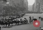Image of John Mitchel's funeral procession New York City USA, 1918, second 60 stock footage video 65675061485