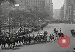 Image of John Mitchel's funeral procession New York City USA, 1918, second 61 stock footage video 65675061485