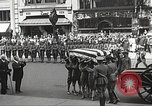 Image of John Mitchel's funeral procession New York City USA, 1918, second 20 stock footage video 65675061486