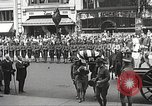 Image of John Mitchel's funeral procession New York City USA, 1918, second 22 stock footage video 65675061486