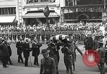 Image of John Mitchel's funeral procession New York City USA, 1918, second 25 stock footage video 65675061486