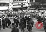Image of John Mitchel's funeral procession New York City USA, 1918, second 26 stock footage video 65675061486
