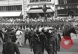 Image of John Mitchel's funeral procession New York City USA, 1918, second 28 stock footage video 65675061486
