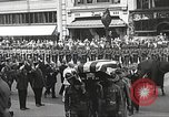 Image of John Mitchel's funeral procession New York City USA, 1918, second 29 stock footage video 65675061486