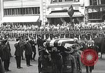 Image of John Mitchel's funeral procession New York City USA, 1918, second 30 stock footage video 65675061486