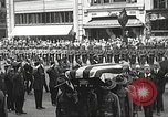Image of John Mitchel's funeral procession New York City USA, 1918, second 31 stock footage video 65675061486