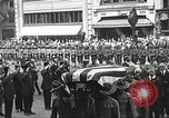 Image of John Mitchel's funeral procession New York City USA, 1918, second 32 stock footage video 65675061486
