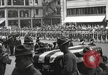 Image of John Mitchel's funeral procession New York City USA, 1918, second 37 stock footage video 65675061486