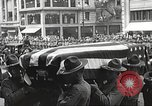 Image of John Mitchel's funeral procession New York City USA, 1918, second 39 stock footage video 65675061486