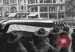 Image of John Mitchel's funeral procession New York City USA, 1918, second 41 stock footage video 65675061486