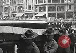 Image of John Mitchel's funeral procession New York City USA, 1918, second 42 stock footage video 65675061486