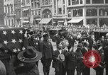 Image of John Mitchel's funeral procession New York City USA, 1918, second 45 stock footage video 65675061486