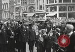 Image of John Mitchel's funeral procession New York City USA, 1918, second 46 stock footage video 65675061486