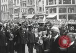 Image of John Mitchel's funeral procession New York City USA, 1918, second 47 stock footage video 65675061486