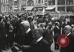 Image of John Mitchel's funeral procession New York City USA, 1918, second 48 stock footage video 65675061486