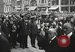Image of John Mitchel's funeral procession New York City USA, 1918, second 49 stock footage video 65675061486