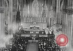 Image of John Mitchel's funeral procession New York City USA, 1918, second 60 stock footage video 65675061486