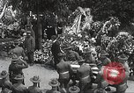 Image of John Mitchel's funeral ceremony New York City USA, 1918, second 4 stock footage video 65675061487