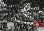 Image of John Mitchel's funeral ceremony New York City USA, 1918, second 5 stock footage video 65675061487