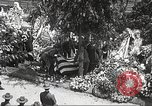 Image of John Mitchel's funeral ceremony New York City USA, 1918, second 31 stock footage video 65675061487