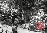 Image of John Mitchel's funeral ceremony New York City USA, 1918, second 40 stock footage video 65675061487