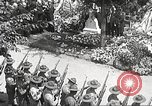 Image of John Mitchel's funeral ceremony New York City USA, 1918, second 60 stock footage video 65675061487