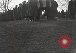 Image of funeral ceremony Virginia United States USA, 1925, second 38 stock footage video 65675061488