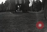 Image of funeral ceremony Virginia United States USA, 1925, second 44 stock footage video 65675061488