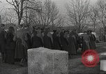Image of funeral ceremony Virginia United States USA, 1925, second 49 stock footage video 65675061488