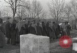 Image of funeral ceremony Virginia United States USA, 1925, second 51 stock footage video 65675061488