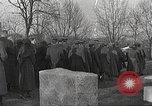 Image of funeral ceremony Virginia United States USA, 1925, second 54 stock footage video 65675061488