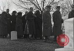 Image of funeral ceremony Virginia United States USA, 1925, second 59 stock footage video 65675061488