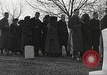 Image of funeral ceremony Virginia United States USA, 1925, second 62 stock footage video 65675061488